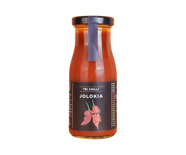 Chilli omáčka Jolokia 150 ml
